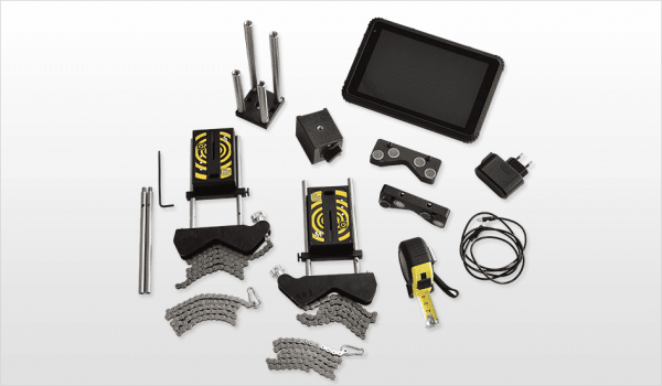 vibro laser equipments 1 min 600x350 - دستگاه الاینمنت لیزری Vibro-Laser 210