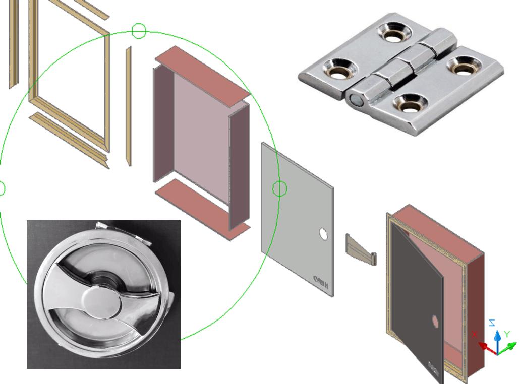 طراحی و ساخت فایر باکس