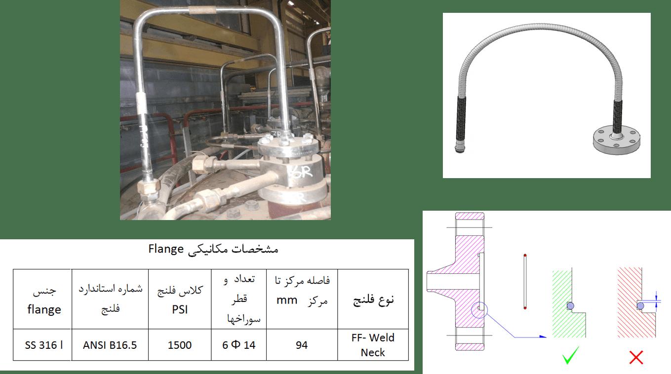 طراحی و ساخت فلکسیبل هوز