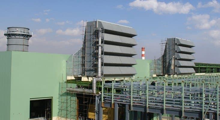 بالانس واحد 5 نیروگاه گازی فردوسی