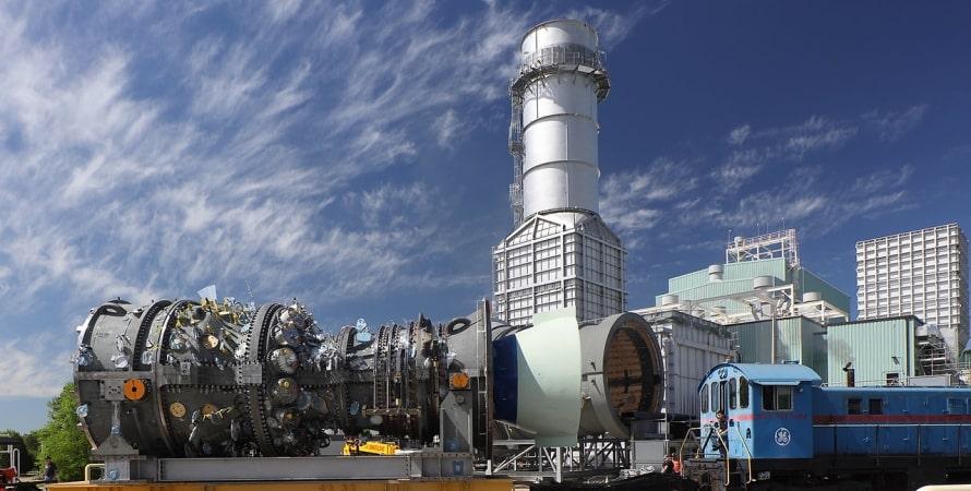انجام خدمات بالانس توربین گازی در محل تجهیزات دوار